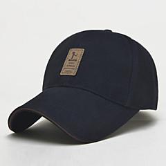 Men's Outdoor Leisure Cotton Summer Baseball Cap Autumn Fashion Korean Version Sports a Sun Hat