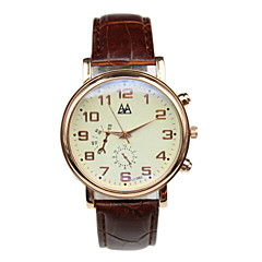 Men's European and American Fashion Watches Upscale Boutique Wrist Watch Cool Watch Unique Watch