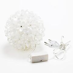 50-LED 3W Outdoor Holiday Decoration RGB Light LED String Light 220V