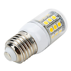 Marsing E27 5W 31-5050 SMD 500 LM Warm White Light LED Corn Bulb Lamp(AC 220-240 V)