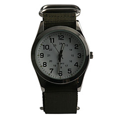 fabriken direkt modetrend militärgrön kvarts klocka