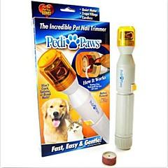 gato y perro podadoras de clavo herramienta para mascotas perro recortador amoladora eléctrica dispositivo de molienda