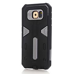 forma 2 em 1 caixa do telefone para Samsung shell armadura resistente galáxia S6 / s6edge / s6edge + / S7 / s7edge ironman à prova de
