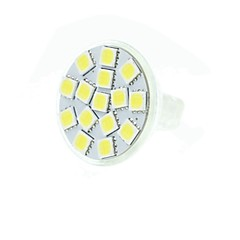 MR11 GZ4 GU4 G4 7.5W Warm / Cool White / Warm White 15 x 5060SMD LED 550-650LM Light Led Bulb (AC/DC10-30V)