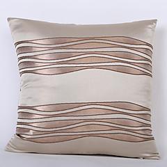 1 Stk. Polyester Pudebetræk,Stribet Moderne / Nutidig