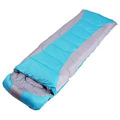 침낭 직사각형 침낭 싱글 10-20 중공 코튼 900g 220cmX80cm 하이킹 / 캠핑 / 여행 / 야외 수분 방지 / 호흡 능력 / 따뜻함 유지 其他