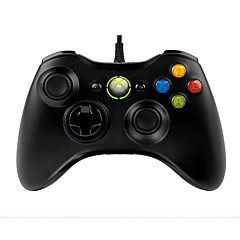 Geen-X3-C001PC-Gaming Handvat-ABS-USB-Controllers- voorXbox 360 / PC-