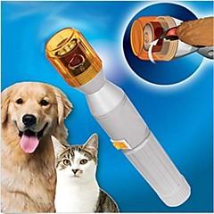 ネコ / 犬 グルーミングキット / クリーニング エレクトリック ホワイト プラスチック