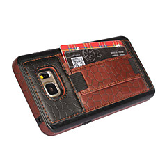 For Samsung Galaxy Note 5 N9200 Football Grain Stick To Leather Back Slot Satisfy The Protective Case
