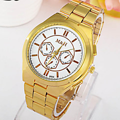 Women's Fashion Six Eye Three Watch