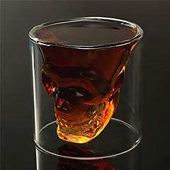 """Glas Glas,2.75"""" x 2.75"""" x 2.75'(7 x 7 x 7) Vin Tillbehör"""