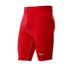 Herre Løb Cykling Tights Bukser Underdele Komprimering Forår Sommer Træning & Fitness Løb Stram