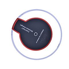 ultraohut qi langaton laturi pad Samsung Galaxy S6 / Sony Xperia ja muut qi yhteensopivan laitteen