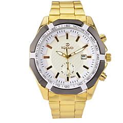 Men's Alloy Steel Band Fashion Watch Wrist Watch Cool Watch Unique Watch