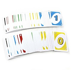 أونو رقم بطاقة لعبة لعبة متنها