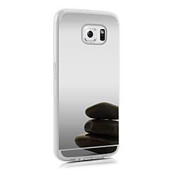 For Samsung Galaxy S7 Edge Belægning Etui Bagcover Etui 3D-tegneserie Akryl for Samsung S7 edge S7 S6 edge plus S6 edge S6 S5 S4