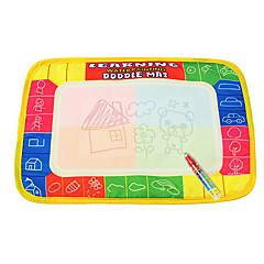 les enfants écrivent sketchpad