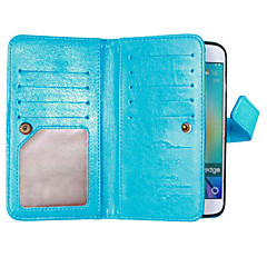 Flip PU Leather Wallet Holster Case For Galaxy S7 Edge/S7/S6 Edge Plus/S6 edge/S6/S5/S4