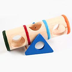 arcobaleno rocker cilindro rocker, criceto giocattoli di sport, 1 pezzo