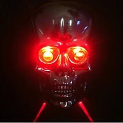 自転車用ライト / 後部バイク光 Laser - サイクリング コンパクトデザイン その他 - ルーメン バッテリー サイクリング