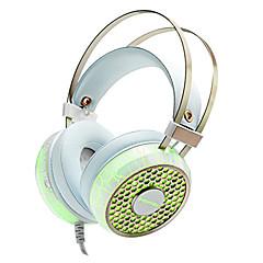 ECHOTECH YM-G800 Kuulokkeet (panta)ForMedia player/ tabletti / Matkapuhelin / TietokoneWithMikrofonilla / DJ / Gaming / Hi-fi / Seuranta