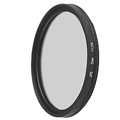 emoblitz 55 milímetros CPL lente filtro polarizador circular