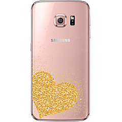 Balloon Love Pattern TPU Soft Back Cover Case for Galaxy S6/S6 Edge/Galaxy S7/ S6 edge Plus/ S7 edge