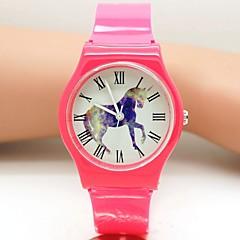 willis unicórnio relógio bonito criança