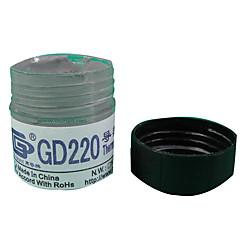 cmpick gd220 grå vægt 20 gram barreled termisk fedt