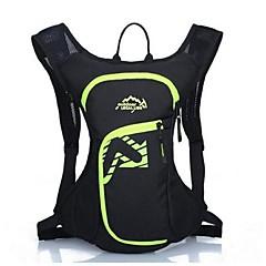 자전거 배낭 배낭 용 레저 스포츠 여행 달리기 스포츠 백 반사 스트립 방수 착용 가능한 다기능 러닝백 - 12l