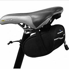 Kerékpáros táskaNyeregtáska Vízálló / Fényvisszaverő csík / Viselhető Kerékpáros táska Terylene Kerékpáros táska Kerékpározás 15*7.5*7cm