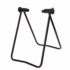 Universal Flexible Bicycle Bike Stand Display Triple Wheel Hub Bike Repair Stand Kick Stand for Parking Holder Folding