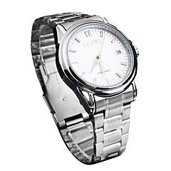 Men's Casual Watch Calendar Steel Band Auto Mechanical Watch Dress Watch  Fashion Watch