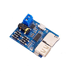 mp3 bezstratne dekodowanie Moduł dysku pokładzie karty TF u ze wzmacniaczem mocy