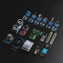 16 typów Zestaw Moduł czujnika Arduino Raspberry Pi