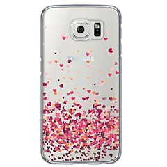 Montreal love Pattern TPU Back Cover Case for Samsung Galaxy S6 / Galaxy S5 / Galaxy S4