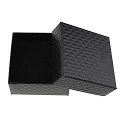 Cajas de Joyería Papel Negro
