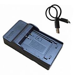 소니 DSC-W190 S750 S780 S950 S980 W370에 대한 BK1 마이크로의 USB 모바일 카메라 배터리 충전기