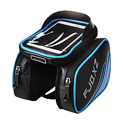 FJQXZ® Bike Bag 3LLBike Frame Bag Waterproof / Rain-Proof / Waterproof Zipper / Skidproof / Shockproof / Multifunctional / Touch Screen