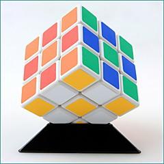 / Cubes magiques 3*3*3 / Cube de vitesse lisse Arc-en-ciel Plastique Jouets