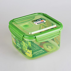 YOOYEE Brand 1600ml Food Grade Plastic Airtight Container with Clip Lid