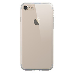 HD Transparent TPU Baterial Phone Case for iPhone 7 7 Plus 6s 6 Plus SE 5s 5