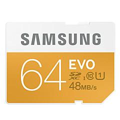 Samsung 64Go carte SD carte mémoire UHS-1 Class10 EVO