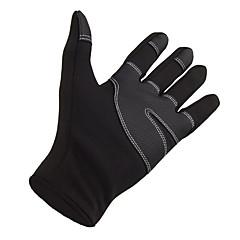 Ski Gloves Winter Gloves Unisex Activity/ Sports Gloves Keep Warm / Waterproof / Windproof Gloves Ski & Snowboard Canvas / FleeceCycling