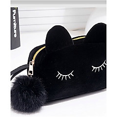 Cute Cashmere  Makeup Bag Handbag Bag