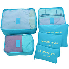 Travel Travel Bag / Packing Organizer Waterproof Travel Storage Fabric