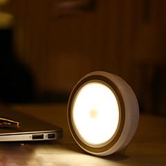 1pc førte krop induktion originalitet kabinet sengelampe natlys