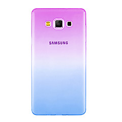 vissza Ultra vékony Színpompás TPU Mekano Gradient Tok Samsung GalaxyOn 7 / On 5 / J7 (2016) / J7 / J5 (2016) / J5 / J3 / J2 / J1 / Grand
