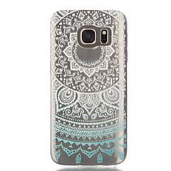 Bakdeksel Other Other TPU Myk Tilfelle dekke for Samsung Galaxy S7 edge / S6 edge / S6 / S5