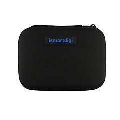New ismartdigi S-B Case for Gopro Hero 4 Session 4 2 3 3+ SJ4000 (Black)
